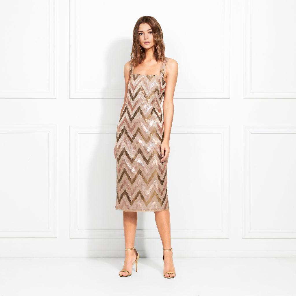 Rachel Zoe Eileen Dress - Multi (Size 2)