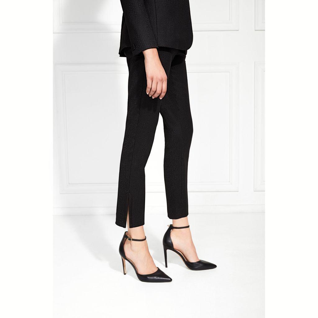 Rachel Zoe Bibiana Pant - Black (Size 6)