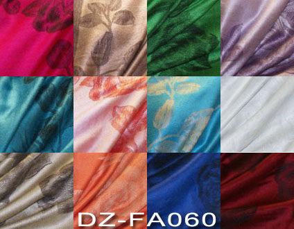 FashionAnything.com Rose & Leaf Pashmina 1 DZ, Asst. Color