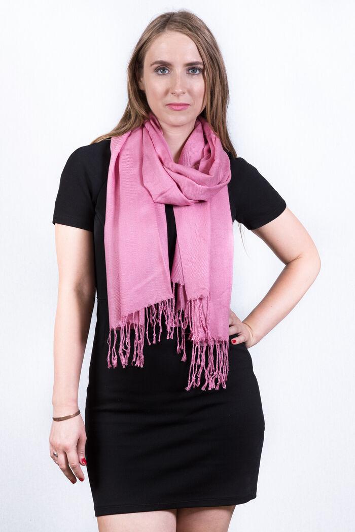 FashionAnything.com Carnation Pink Pashmina Scarf Dozen (12 Pcs)
