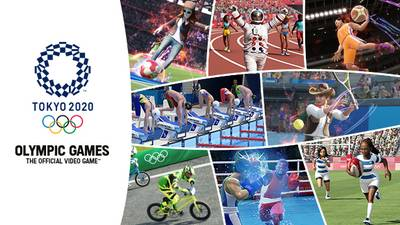 SEGA Olympic Games Tokyo 2020  The Official Video Game