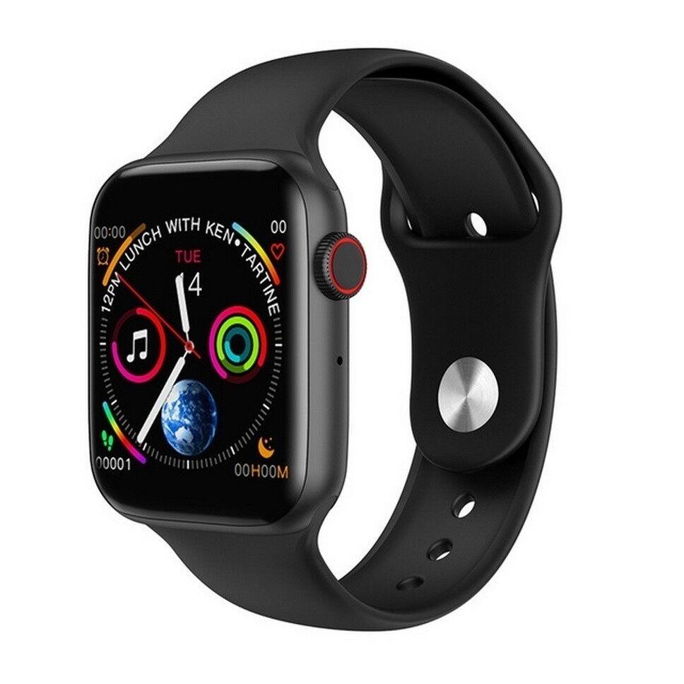 bestbuy New Fashion Smart Watch(GPS,44mm)  Alloy Metal Shell Smartwatch Bluetooth Call Touch Screen