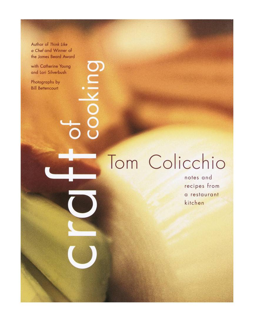 """Penguin Random House Random House """"Craft of Cooking"""" by Tom Colicchio   - Size: NoSize"""