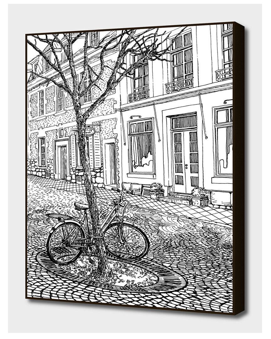 """Curioos Aachen Bike   - Size: 16"""" x 20"""""""