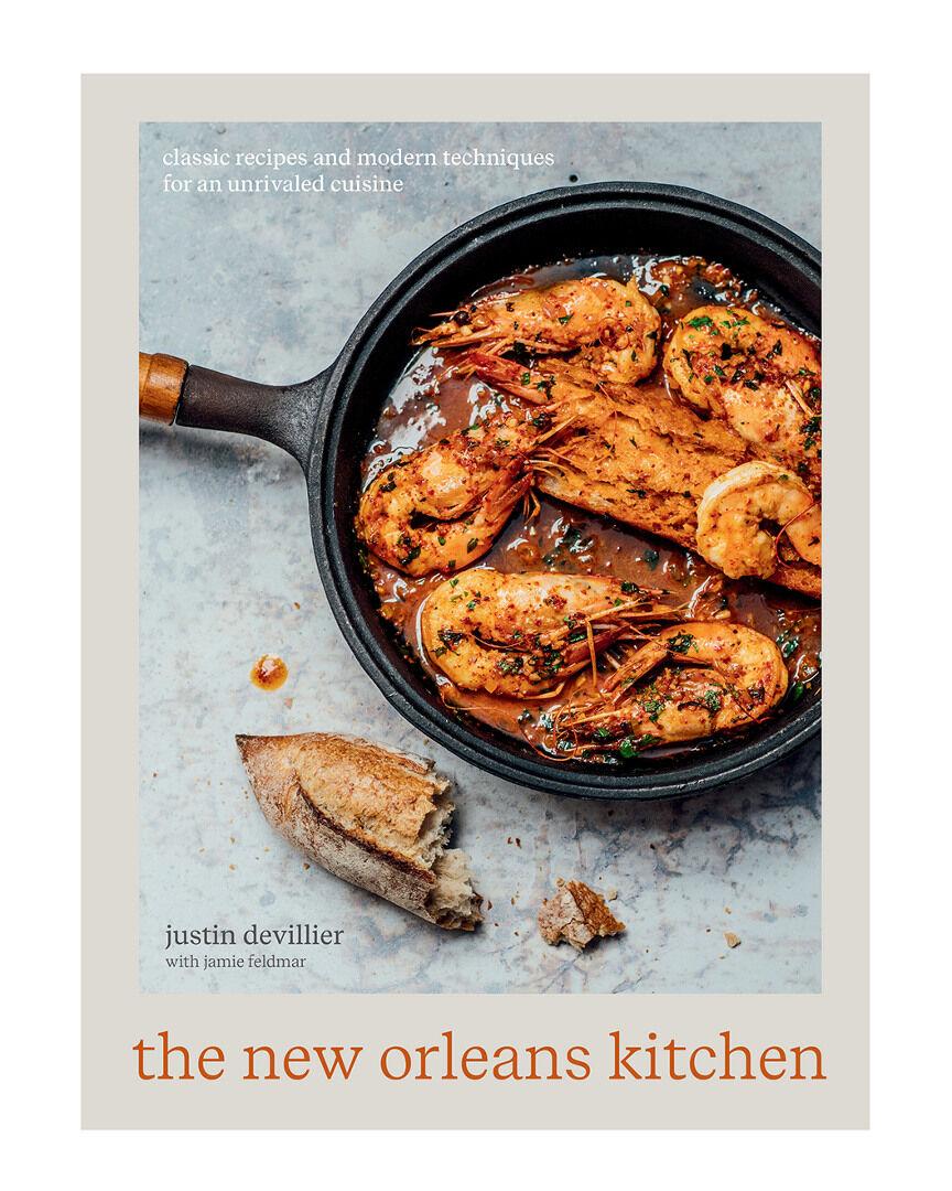 Lorena Jones Books New Orleans Kitchen, The by Justin Devillier   - Size: NoSize