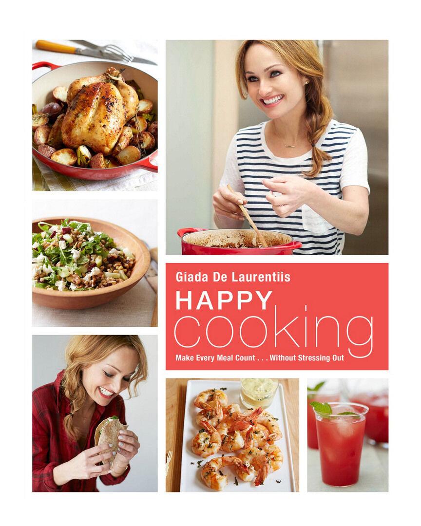 Penguin Random House Happy Cooking by Giada De Laurentiis   - Size: NoSize