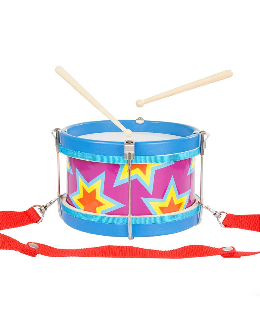 Trademark Double-sided Toy Marching Drum   - Size: NoSize