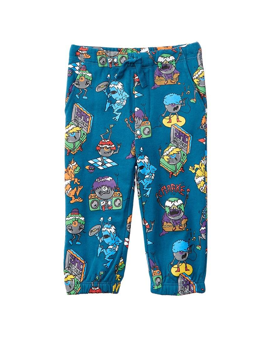 Stella McCartney Music Monsters Jogger Pant  -Blue - Size: 24M