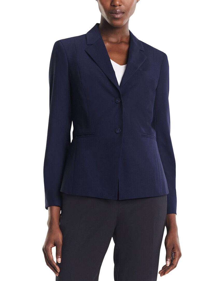 M.M.LaFleur Ross Wool-Blend Jacket   - Size: 8