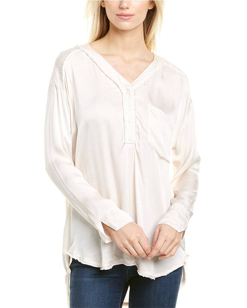 YFB Clothing Watson Top  -White - Size: Medium