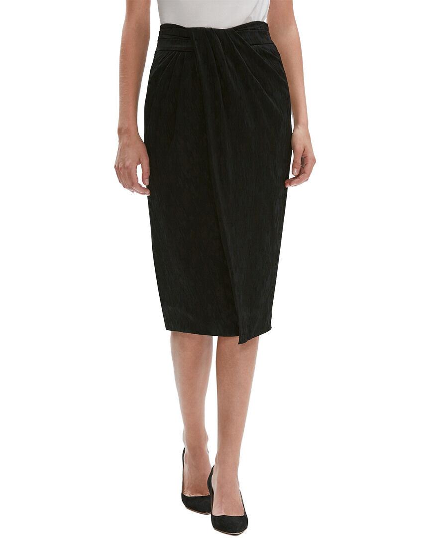 M.M.LaFleur Silk-Blend Skirt   - Size: 14