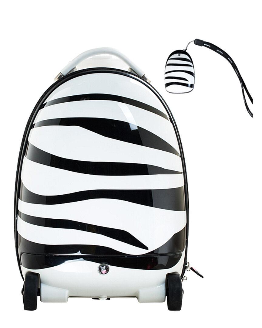 Best Ride On Cars RC Zebra Suitcase   - Size: NoSize