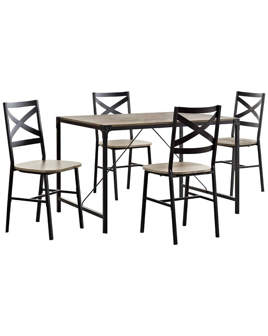 Hewson 5pc Dining Set   - Size: NoSize