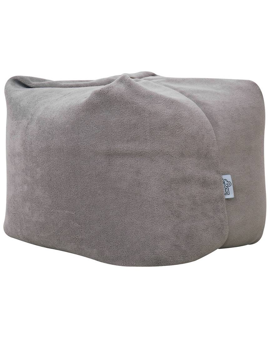 Loungie Magic Pouf Microplush Bean Bag   - Size: NoSize