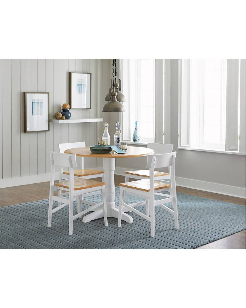 Progressive Furniture Complete Round Dining Table   - Size: NoSize
