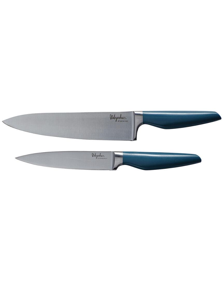Ayesha Curry Ayesha Collection Japanese Steel Cooking Knife Set   - Size: NoSize