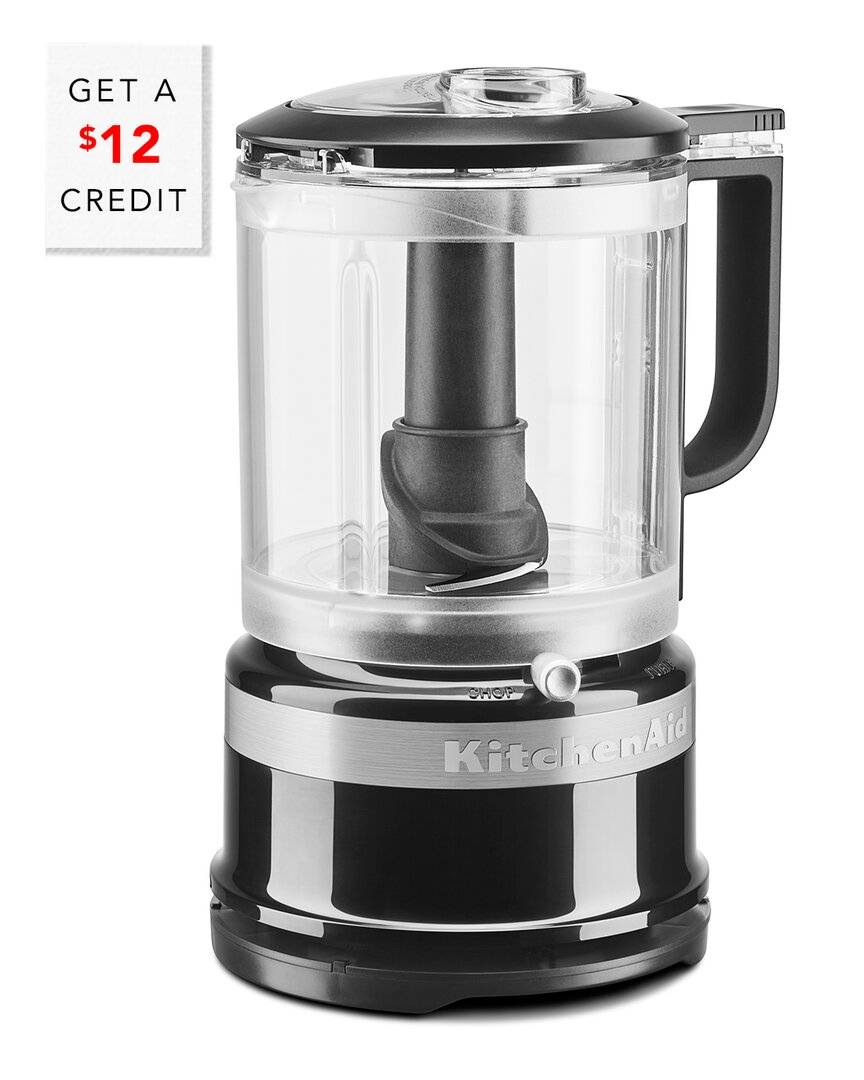 KitchenAid 5-Cup Chopper With Whisking Accessory - KFC0516OB with $12 Credit   - Size: NoSize
