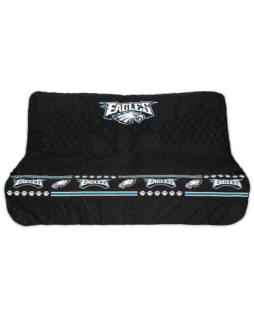 Pets First Philadelphia Eagles Car Seat Cover   - Size: One Size