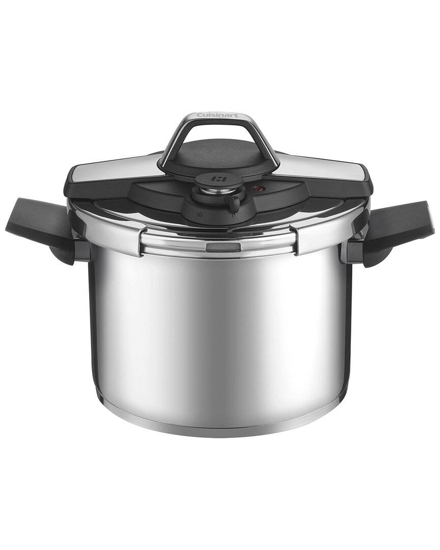 Cuisinart 6qt Stainless Pressure Cooker   - Size: NoSize