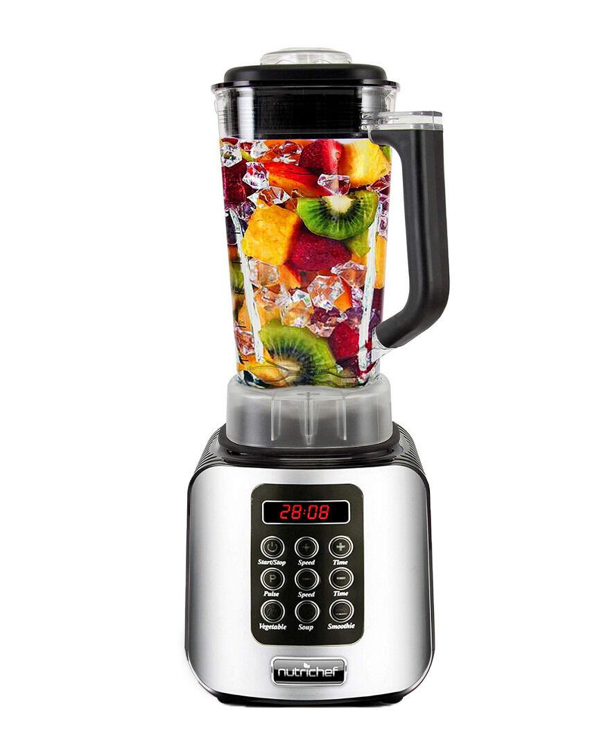 NutriChef Home Kitchen Countertop Blender   - Size: NoSize