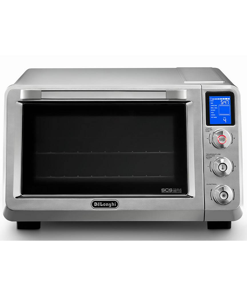 DeLonghi Livenza Convection Oven with TriplePro Surround Cooking & 2 Racks   - Size: NoSize