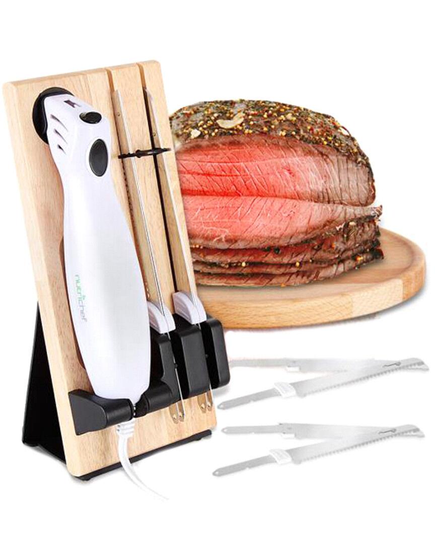NutriChef Electric Kitchen Knife   - Size: NoSize