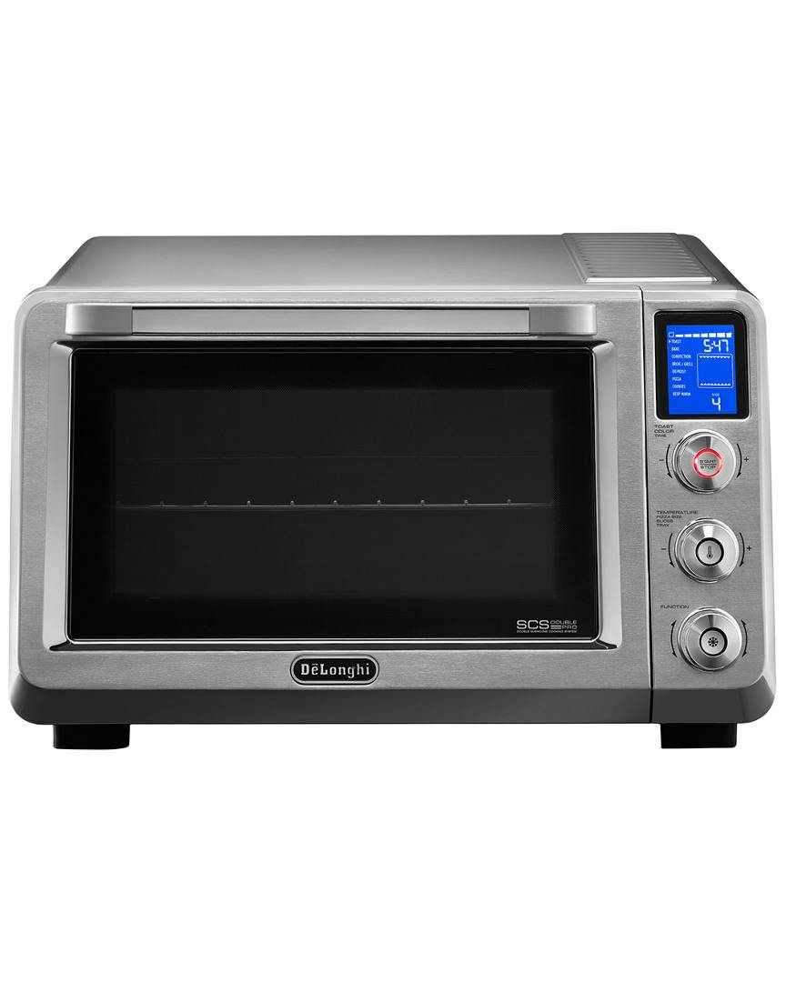 DeLonghi Livenza Convection Oven with Double Surround Cooking & 1 Rack   - Size: NoSize