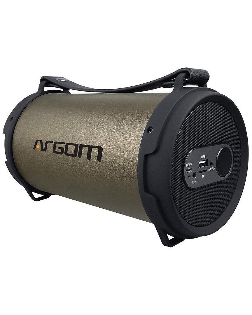 Argom Tech BazookaBeats Wireless Hi-Fi BT Speaker   - Size: NoSize