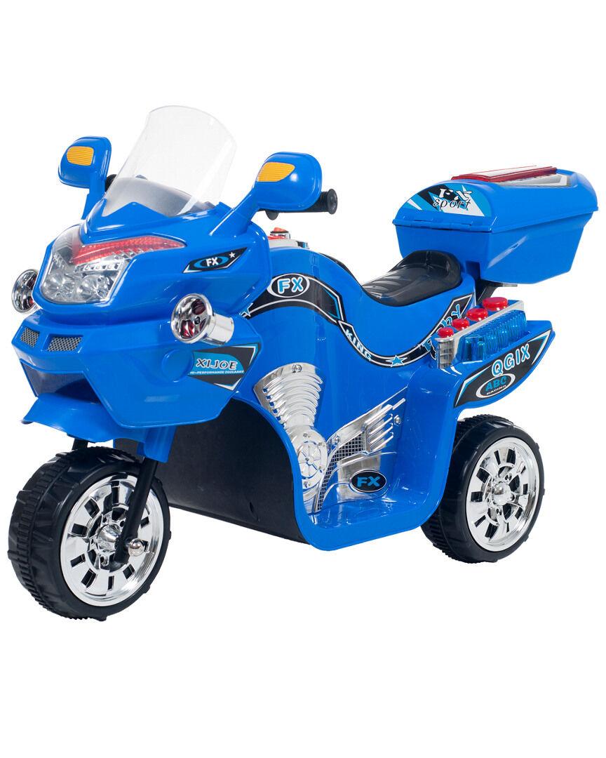 Trademark Lil' Rider 3 Wheel Battery Powered FX Sport Bike   - Size: NoSize