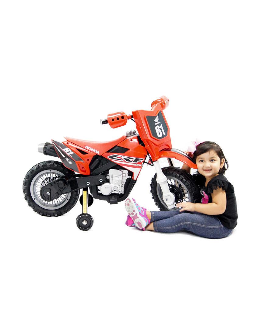Best Ride On Cars Honda CRF250R Dirt Bike 6V   - Size: NoSize