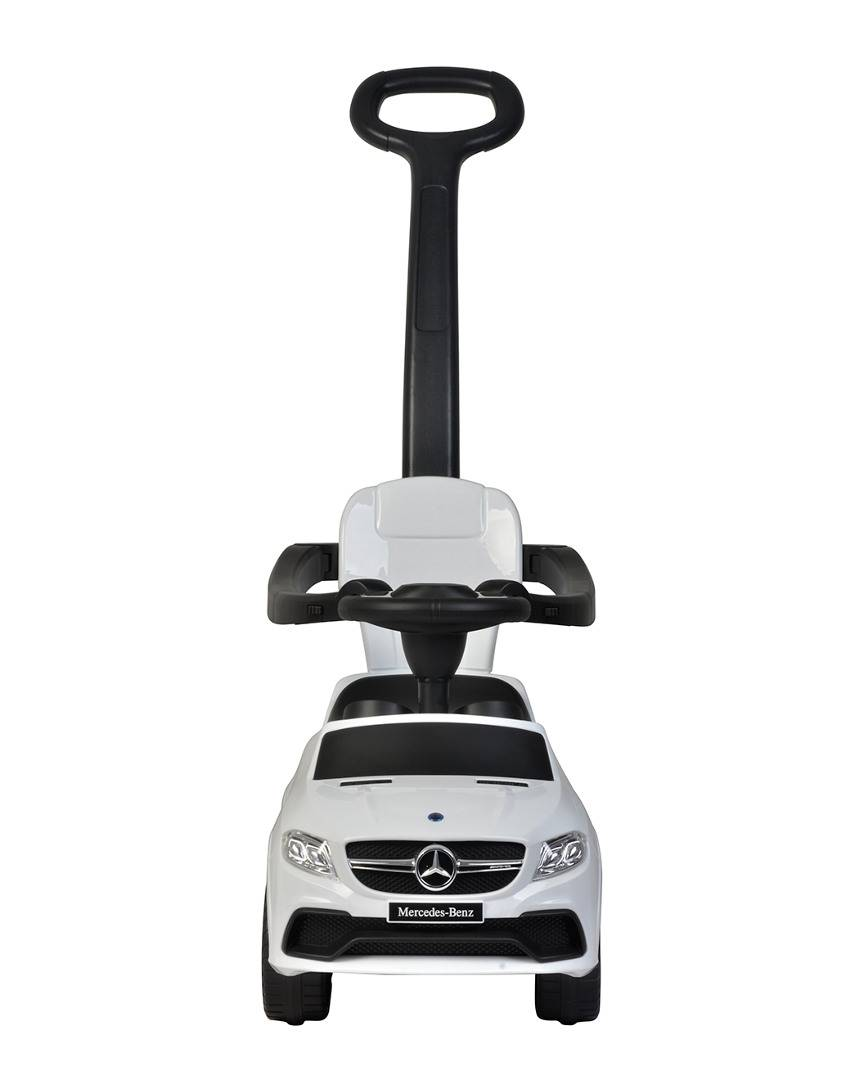 Best Ride On Cars Mercedes 3-In-1 Push Car   - Size: NoSize