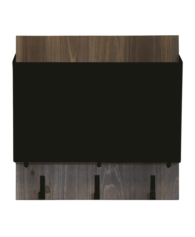 1THRIVE Black Matte File Holder