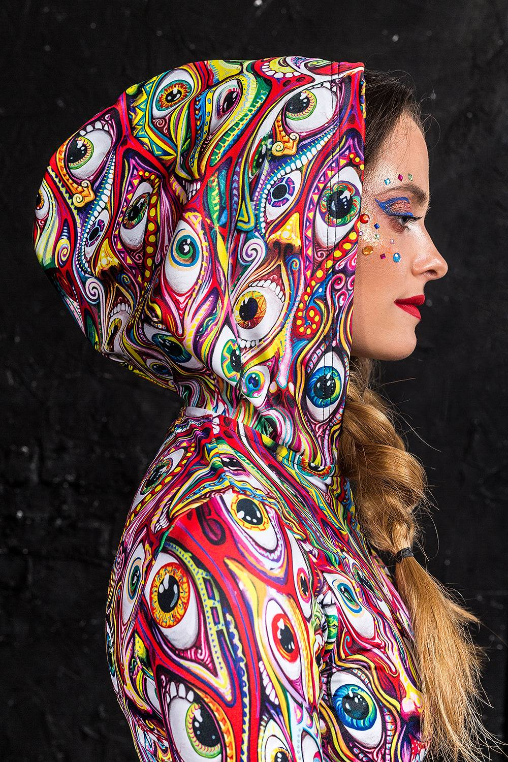 BADINKA Festival Clothing Women - Rave Clothing Woman - Festival Outfits - Rave Outfits -  Trippy Ey