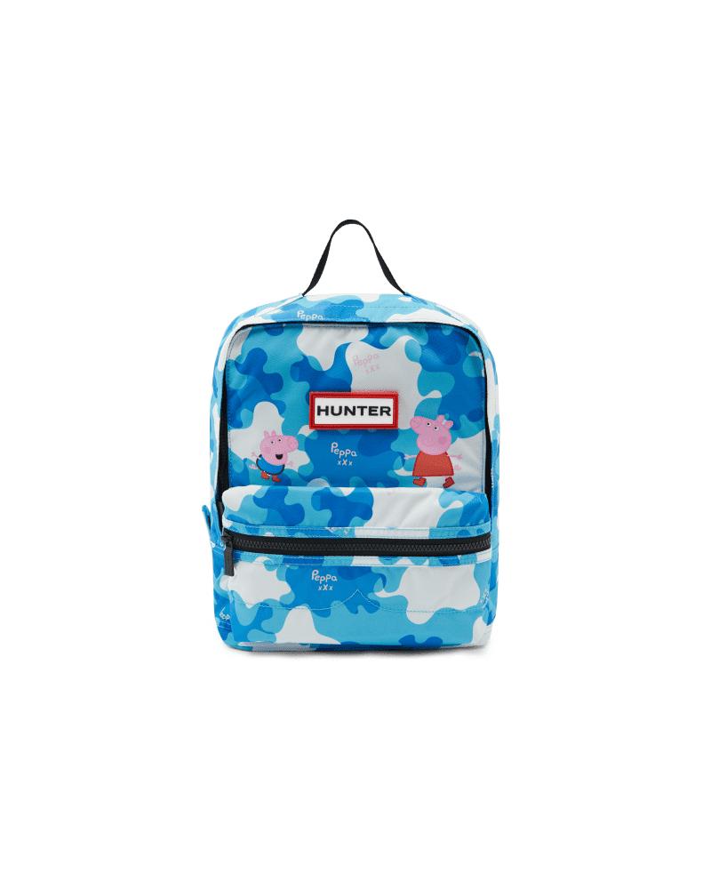 Hunter Boots Original Kids Peppa Pig Backpack  - Blue - Size: One