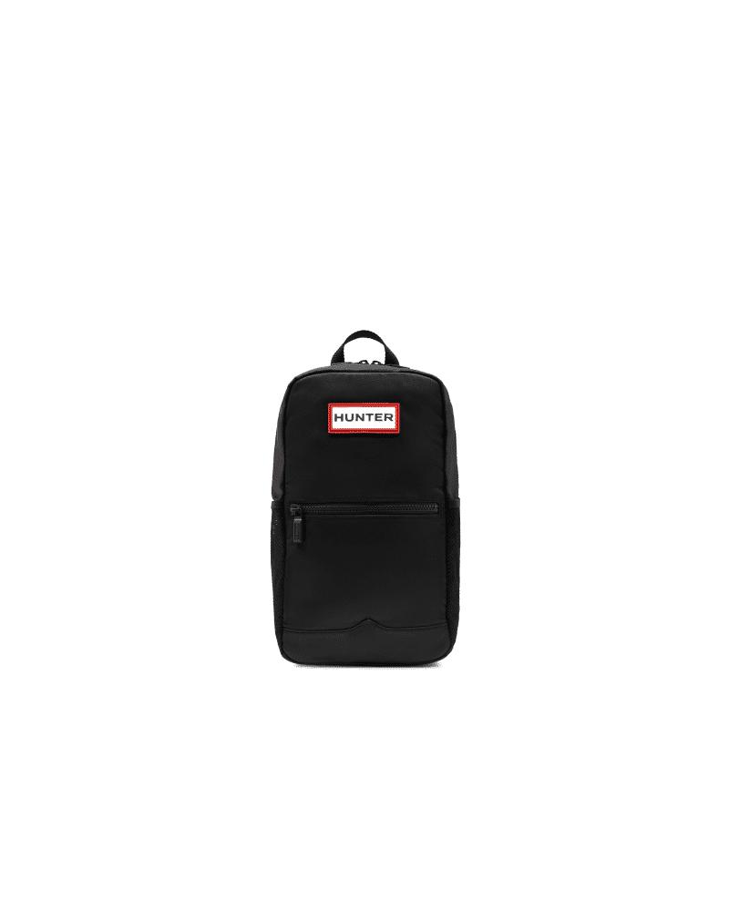 Hunter Boots Original Nylon One Shoulder Bag  - Black - Size: One