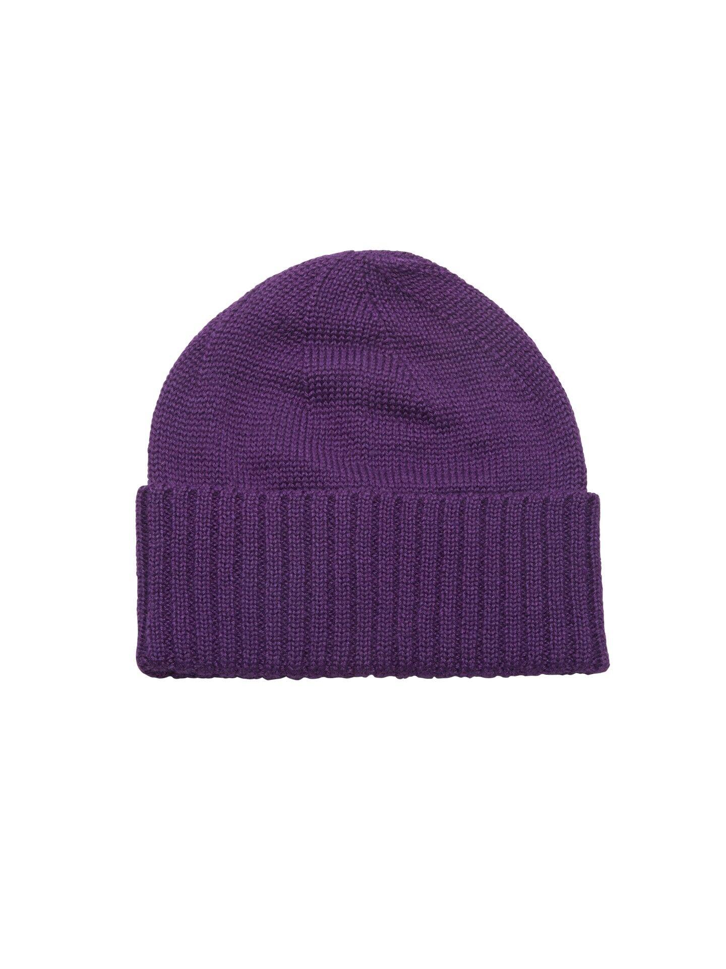 Alternative Apparel Londoner Beanie - Purple - Size: OS