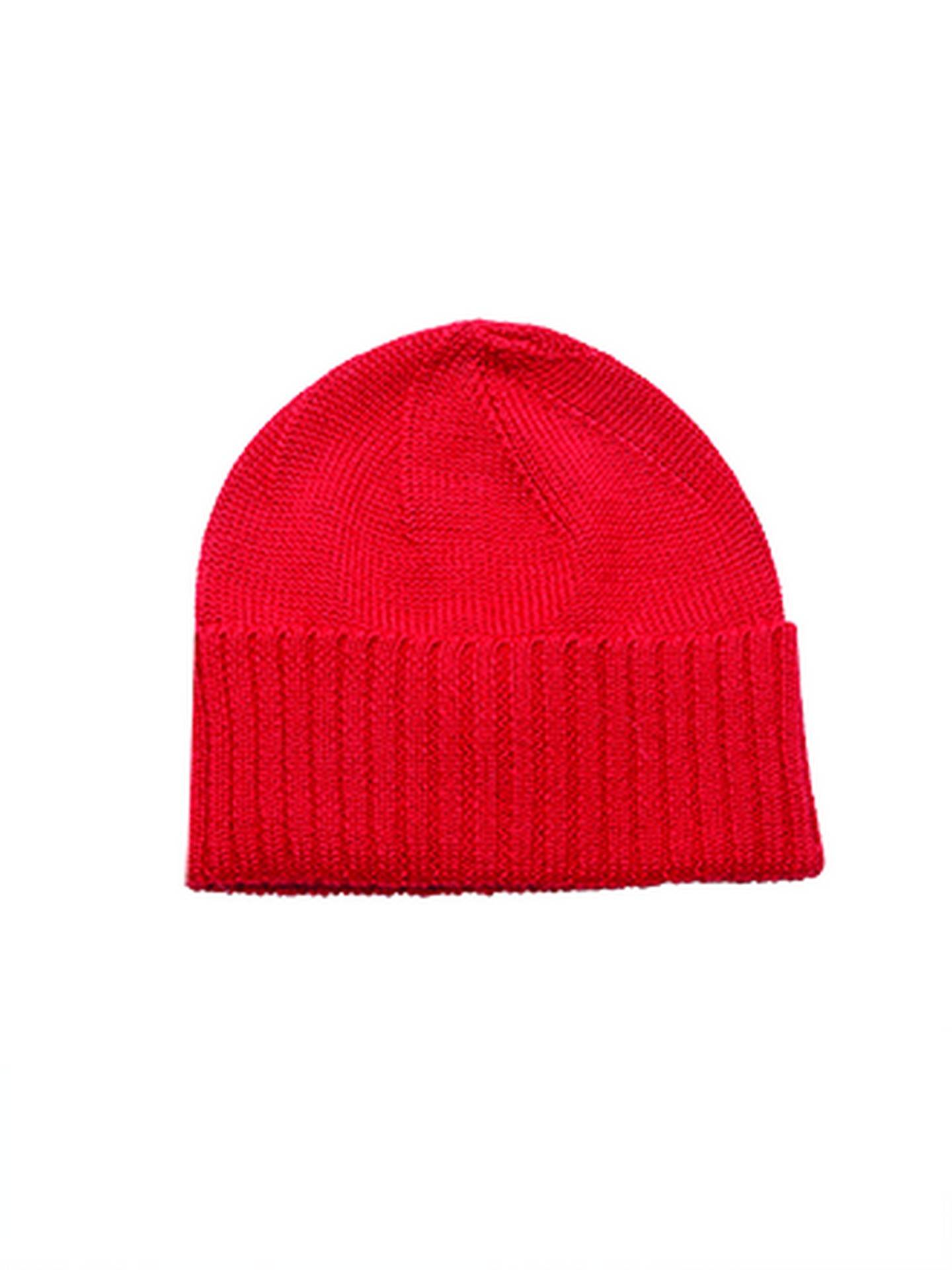 Alternative Apparel Londoner Beanie - Red - Size: OS
