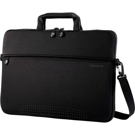 "Samsonite Aramon NXT Carrying Case (Sleeve) for 14"" Notebook - Black"