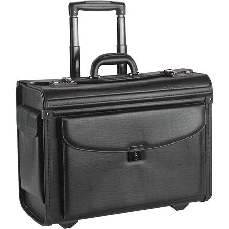 """Lorell Carrying Case for 16"""" Notebook - Black"""
