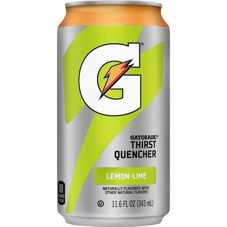 Quaker Oats Gatorade Can Flavored Thirst Quencher