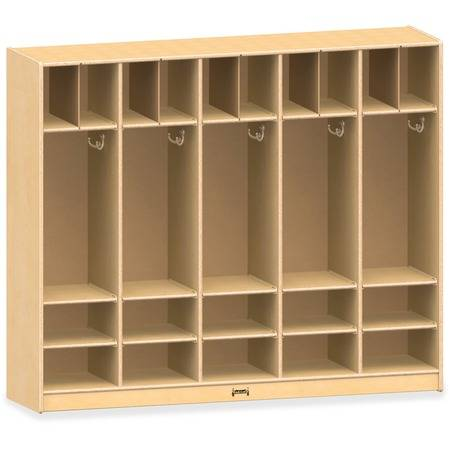 Jonti-Craft Rainbow Accents Large Locker Organizer without Tubs