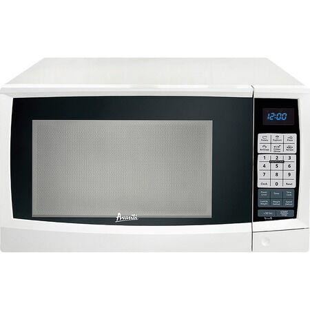 Avanti MT112K0W 1.1 Cubic Foot Microwave Oven