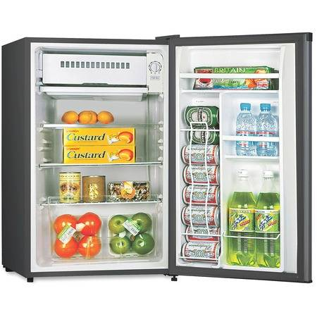 Lorell Wholesale Breakroom Appliances: Discounts on Lorell 3.3 cu.ft. Compact Refrigerator LLR72313