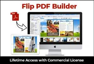 DealFuel Turn PDFs into Interactive Page Flipping eBooks With Flip PDF / Lifetime