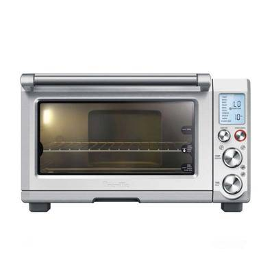 Breville BOV845BSS Smart Oven? Pro Countertop Oven w/ 10 Cooking Functions - Stainless, 110-120v