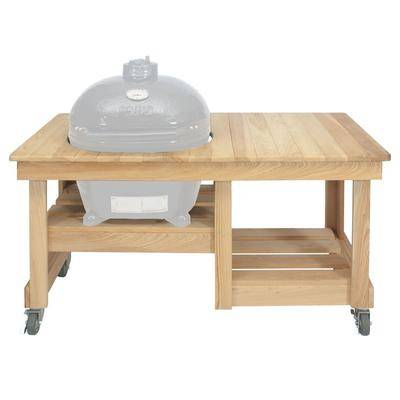 Primo PG00613 Compact Cypress Table For Oval LG-3000 w/ Ceramic Shoes (PRM613)