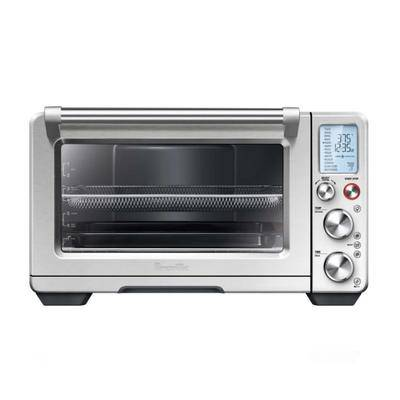 Breville BOV900BSS Smart Oven? Air Countertop Oven w/ 13 Cooking Functions - Stainless, 110-120v
