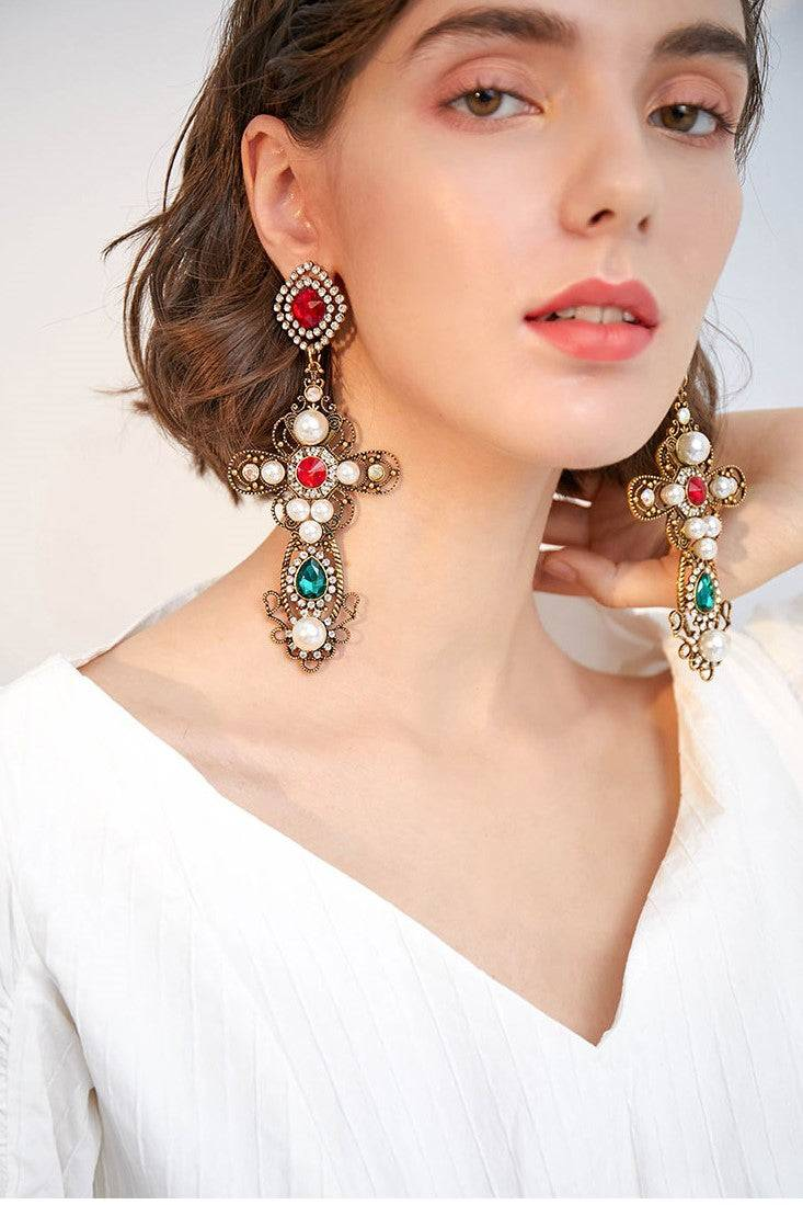 Anine Baroque Earrings