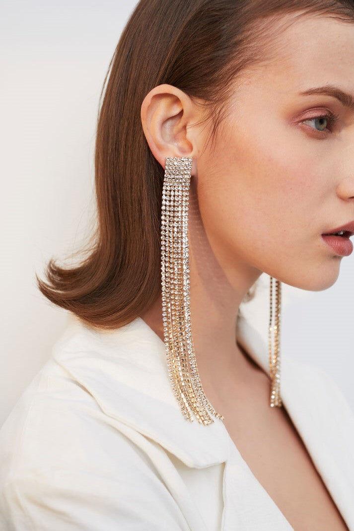 Harli Tassel Earrings