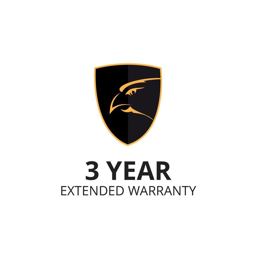 Defender Cameras 3 Year Extended Warranty: 4K1T4B49XOP